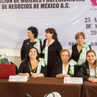 Cambio de Comité Ejecutivo del Club Tlalnepantla