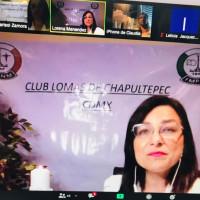 Ceremonia de las Velas de los Clubes de CDMX