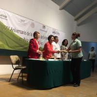 Ceremonia de Velas y Toma de Protesta del Comité Ejecutivo Club La Paz.