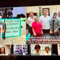 Ceremonia del Encendido de las Velas del Estado de México 2021
