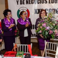 Con éxito se llevó a cabo el XXX Congreso Híbrido de la Federación del Estado de México, A. C.
