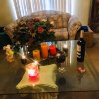 Encendido de velas por la salud del mundo