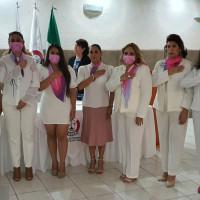 Toma protesta el Club de Mujeres Profesionistas y de Negocios de Guaymas, A. C.