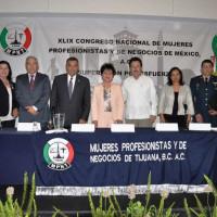 XLIX Congreso Nacional de Mujeres Profesionistas y de Negocios Tijuana 2018.