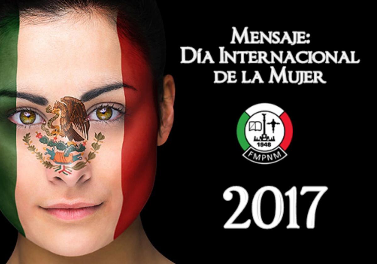Día Internacional de la Mujer 2017.