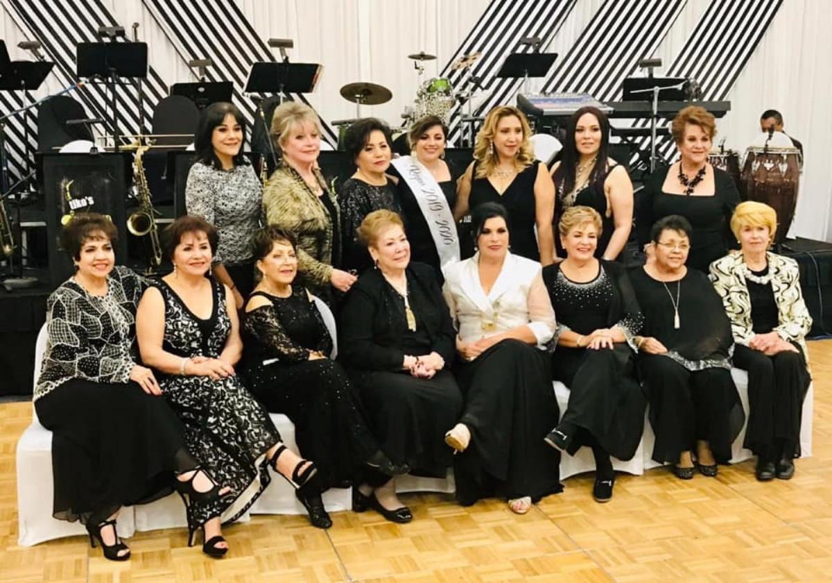 Con éxito se llevó a cabo el Baile Blanco y Negro en Tijuana