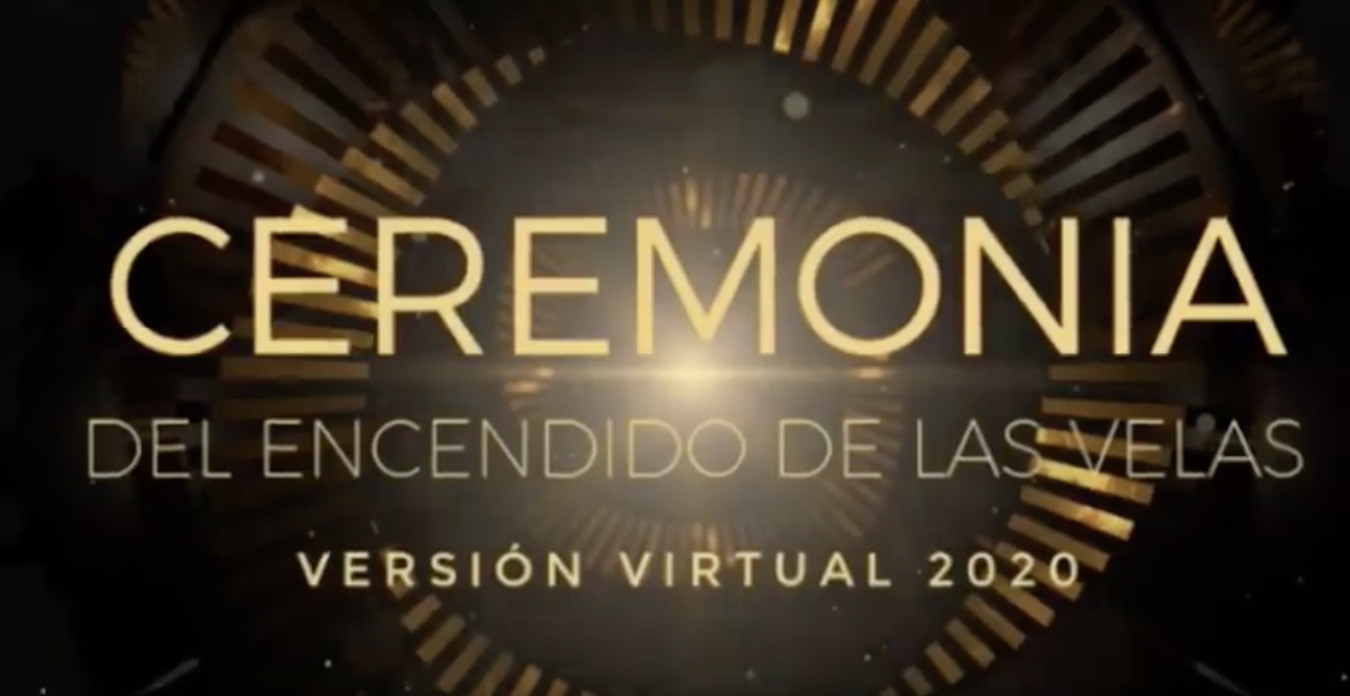Ceremonia Virtual del Encendido de las Velas Tijuana 2020