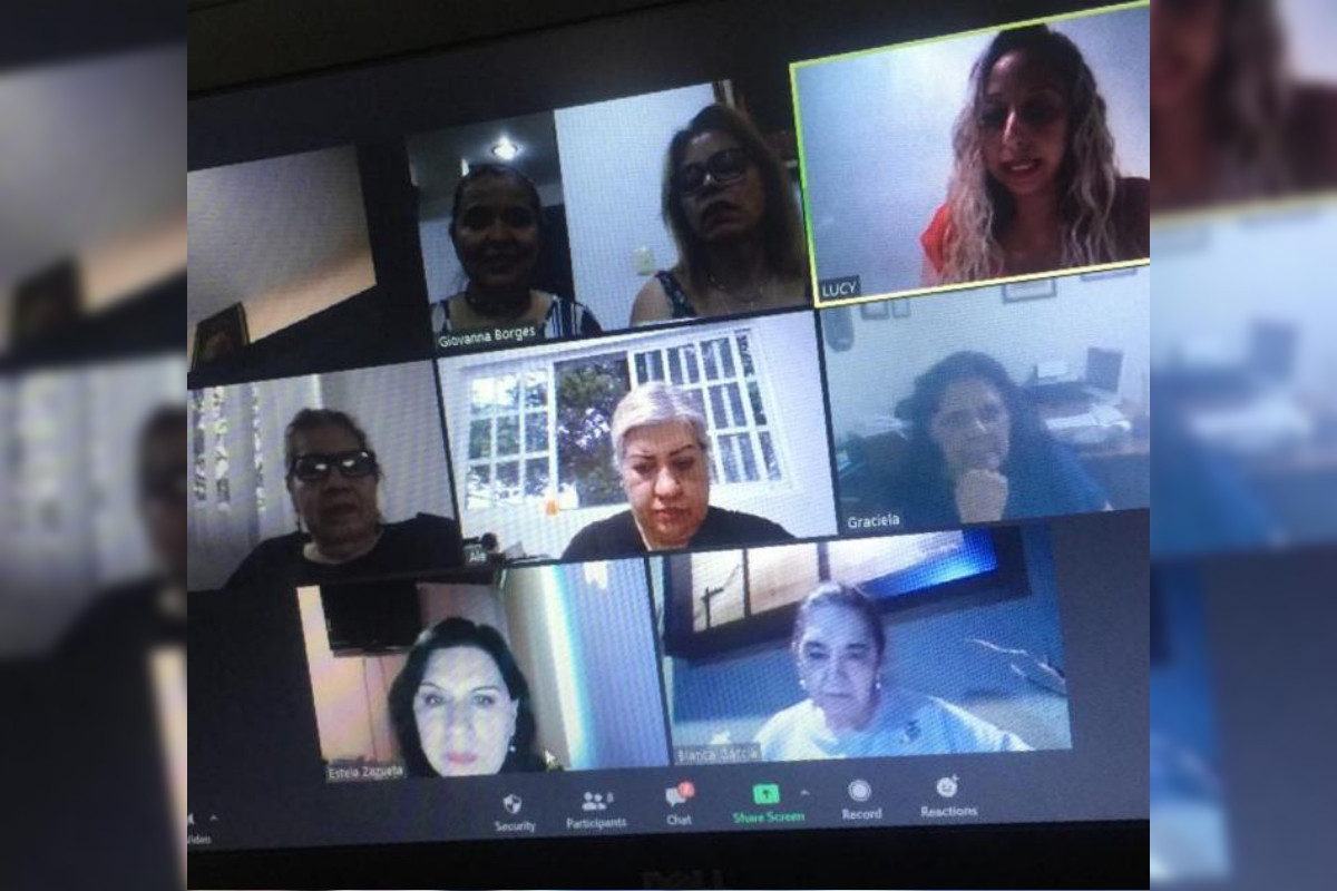 Reunión de Trabajo del Club de Mujeres Profesionistas y de Negocios Polanco, A. C.