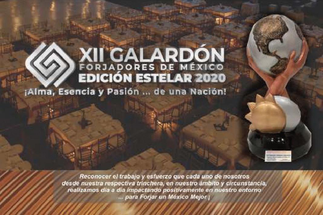 Reconocen la trayectoria de distinguidas socias de nuestra Federación con el Galardón Forjadores de México 2020