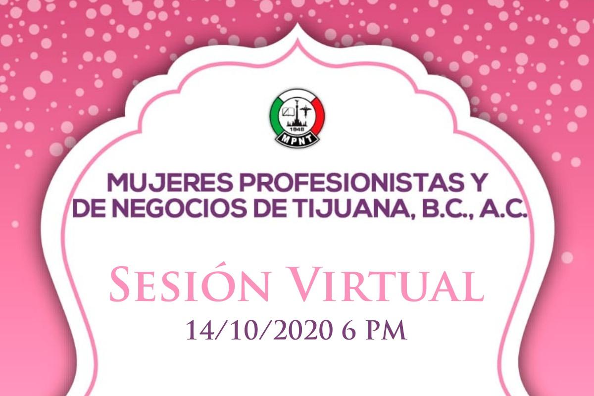 """Sesión virtual y reconocimiento a Yolanda García por la """"Juventud y el deporte"""" de Tijuana"""